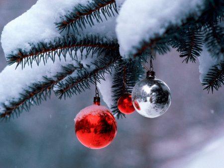 Papel de parede Natal na Neve para download gratuito. Use no computador pc, mac, macbook, celular, smartphone, iPhone, onde quiser!