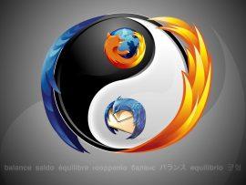 Papel de parede Navegador Firefox
