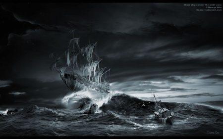 Papel de parede Navegando – Mar em fúria para download gratuito. Use no computador pc, mac, macbook, celular, smartphone, iPhone, onde quiser!