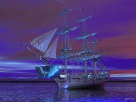 Papel de parede Navegando – Nos Sonhos