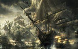 Papel de parede Navegar – Pirata