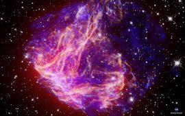 Papel de parede Nebulosa