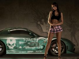 Papel de parede Need For Speed – Pro Street