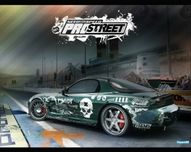 Papel de parede Need For Speed  Carro Prostreet