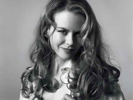 Papel de parede Nicole Kidman – P&B para download gratuito. Use no computador pc, mac, macbook, celular, smartphone, iPhone, onde quiser!