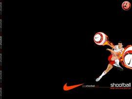 Papel de parede Nike – Futebol