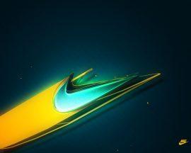 Papel de parede Nike – Marca