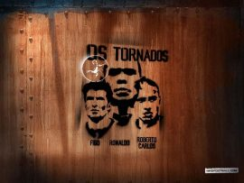 Papel de parede Nike – Os Tornados