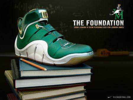 Papel de parede Nike – The Foundation para download gratuito. Use no computador pc, mac, macbook, celular, smartphone, iPhone, onde quiser!
