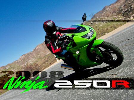 Papel de parede Ninja 250r para download gratuito. Use no computador pc, mac, macbook, celular, smartphone, iPhone, onde quiser!