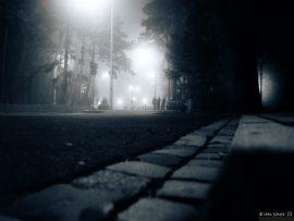 Papel de parede Noite – Na Rua