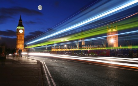Papel de parede Noite em Londres para download gratuito. Use no computador pc, mac, macbook, celular, smartphone, iPhone, onde quiser!