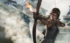 Papel de parede Novo Tomb Raider