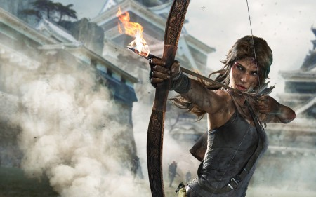 Papel de parede Novo Tomb Raider para download gratuito. Use no computador pc, mac, macbook, celular, smartphone, iPhone, onde quiser!
