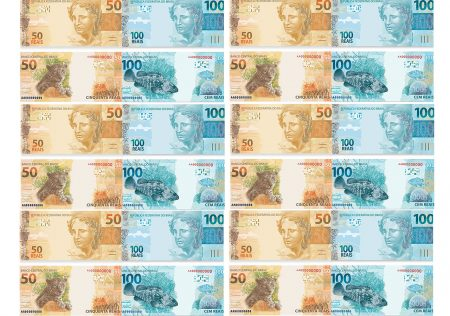 Papel de parede Novos 50 e 100 reais para download gratuito. Use no computador pc, mac, macbook, celular, smartphone, iPhone, onde quiser!