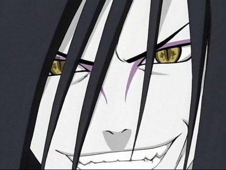 Papel de parede Orochimaru para download gratuito. Use no computador pc, mac, macbook, celular, smartphone, iPhone, onde quiser!