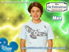 Papel de parede Os Feiticeiros de Waverly Place –  Max
