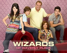 Papel de parede Os Feiticeiros de Waverly Place – Disney Channel