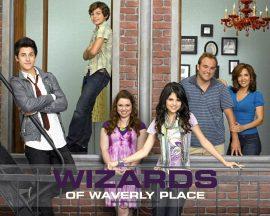 Papel de parede Os Feiticeiros de Waverly Place – Família