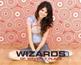 Papel de parede Os Feiticeiros de Waverly Place – Selena Gomez