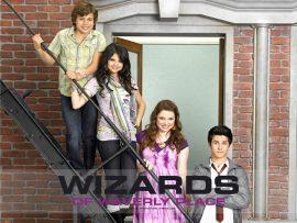 Papel de parede Os Feiticeiros de Waverly Place – Série