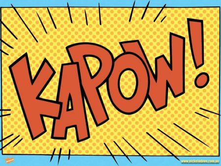 Papel de parede Os Padrinhos Mágicos – Kapow! para download gratuito. Use no computador pc, mac, macbook, celular, smartphone, iPhone, onde quiser!
