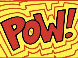 Papel de parede Os Padrinhos Mágicos – Pow!