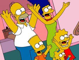 Papel de parede Os Simpsons – Humor