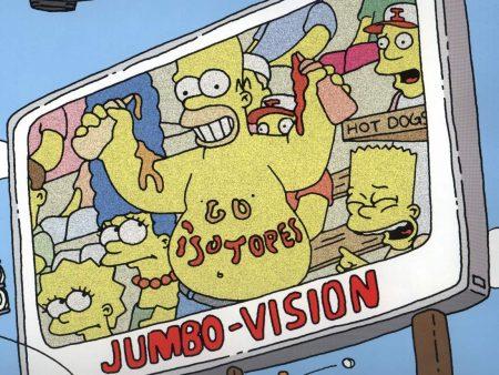 Papel de parede Os Simpsons – Isotopos! para download gratuito. Use no computador pc, mac, macbook, celular, smartphone, iPhone, onde quiser!