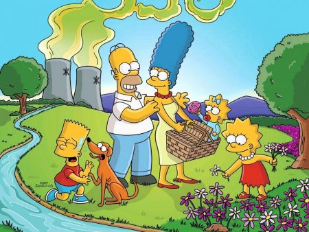 Papel de parede Os Simpsons – Springfield para download gratuito. Use no computador pc, mac, macbook, celular, smartphone, iPhone, onde quiser!