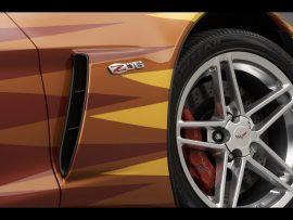 Papel de parede Pace car – Corvette
