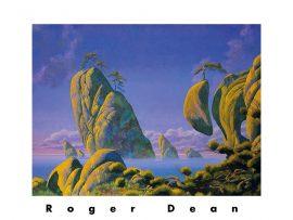 Papel de parede Paisagens de Roger Dean