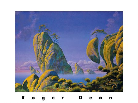 Papel de parede Paisagens de Roger Dean para download gratuito. Use no computador pc, mac, macbook, celular, smartphone, iPhone, onde quiser!