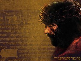 Papel de parede Paixão de Cristo
