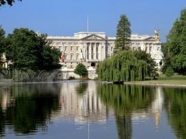 Papel de parede Palácio de Buckingham, Londres, Inglaterra