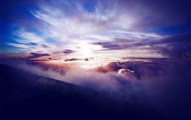 Papel de parede Ensolarado Parque Nacional de Haleakala
