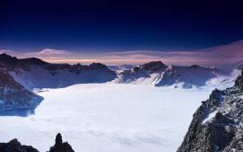Papel de parede Montanhas de neve de China