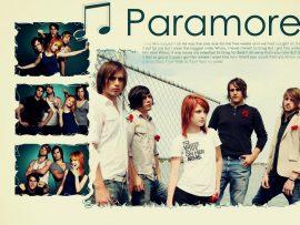 Papel de parede Paramore – Banda Americana