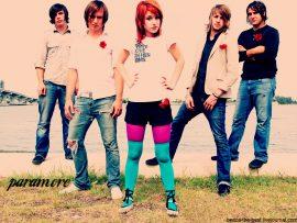 Papel de parede Paramore – Banda de Rock