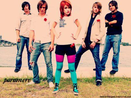 Papel de parede Paramore – Banda de Rock para download gratuito. Use no computador pc, mac, macbook, celular, smartphone, iPhone, onde quiser!