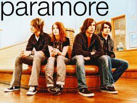 Papel de parede Paramore – Banda