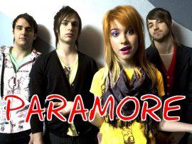 Papel de parede Paramore – Música