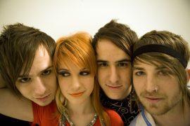 Papel de parede Paramore – Rock