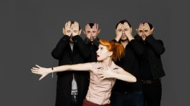 Papel de parede Paramore