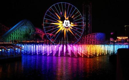 Papel de parede Parque da Disney para download gratuito. Use no computador pc, mac, macbook, celular, smartphone, iPhone, onde quiser!