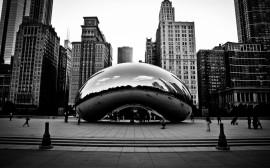 Papel de parede Parque Milennium, Chicago