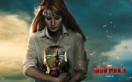 Papel de parede Pepper Potts, Homem de Ferro 3