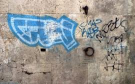 Papel de parede Pequeno Graffiti