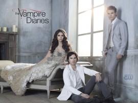 Papel de parede Personagens de Vampire Diaries
