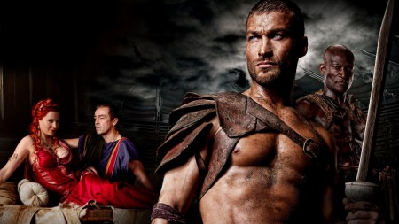 Papel de parede Personagens de Spartacus para download gratuito. Use no computador pc, mac, macbook, celular, smartphone, iPhone, onde quiser!